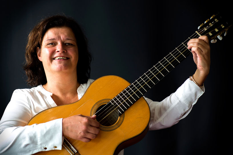 Fulco Muziekonderwijs IJsselstein Akoestische Gitaar Annedee Jaeger