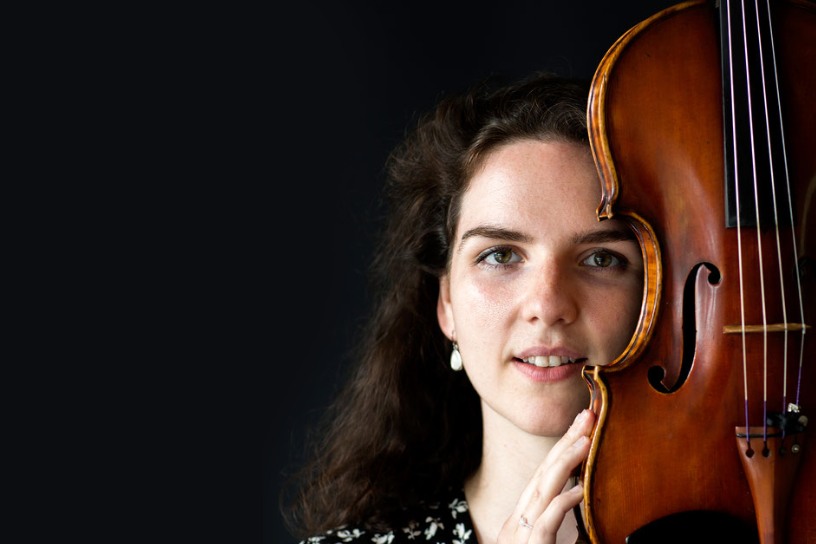 Fulco Muziekonderwijs IJsselstein Altviool Viool Lisa Eggen