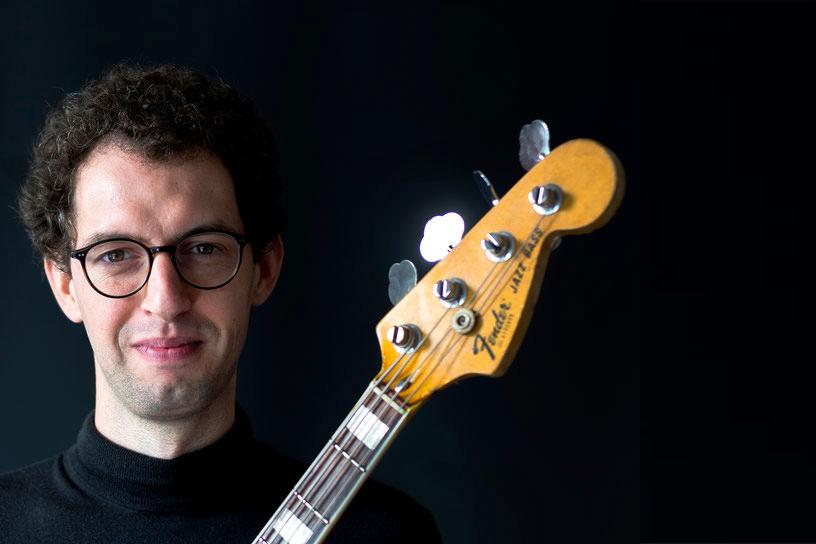 Fulco Muziekonderwijs IJsselstein Basgitaar Bandcoaching Thijs Visscher