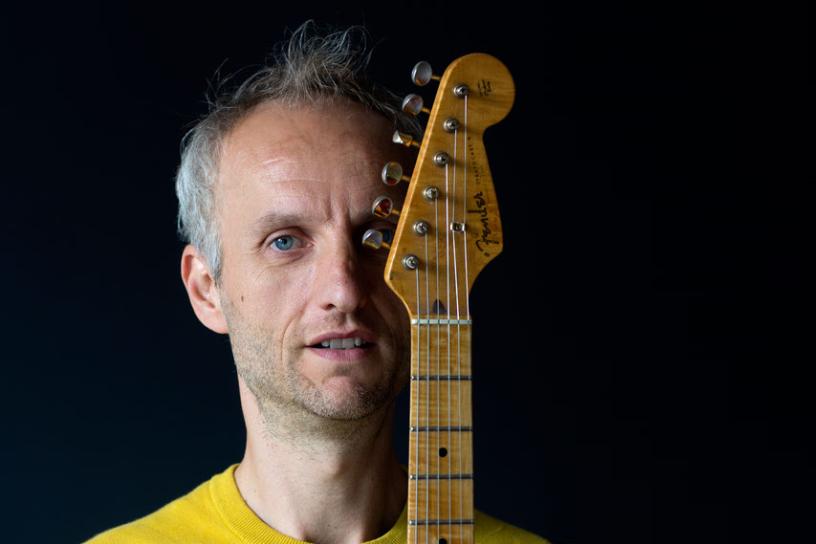 Fulco Muziekonderwijs IJsselstein Elektrische Gitaal Joop Leemans