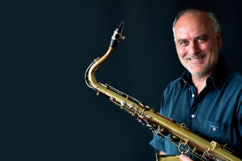 Fulco Muziekonderwijs IJsselstein Saxofoon Ruud Raike