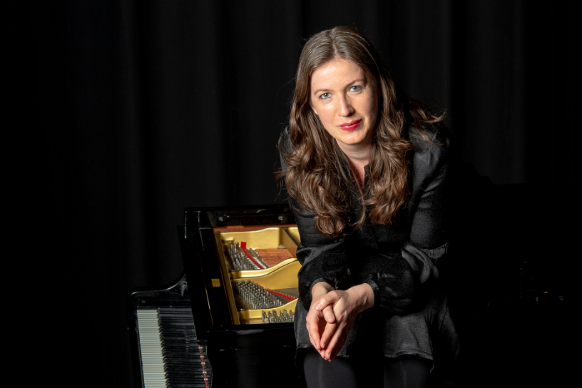 Fulco Muziekonderwijs IJsselstein Piano Lineke Lever